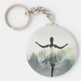 Chaveiro Dançarino da floresta