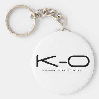 Chaveiro de K-O