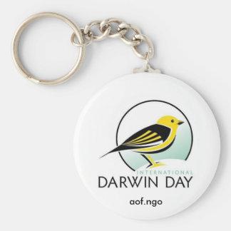 Chaveiro Dia internacional de Darwin