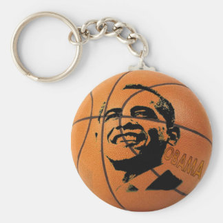 Chaveiro do basquetebol de Obama