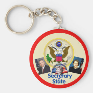 Chaveiro do estado de Hillary