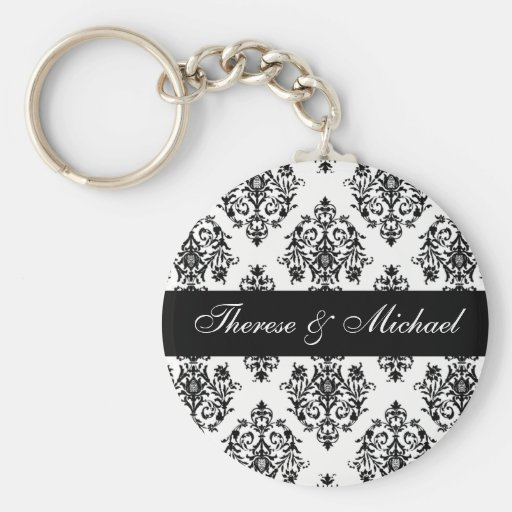 Chaveiro do presente do favor do casamento