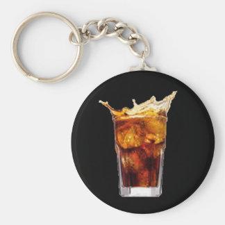 Chaveiro do rum & da cola