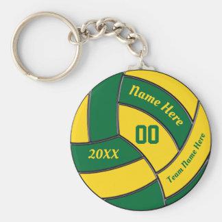Chaveiro dos favoritos para festas do voleibol do
