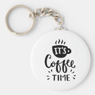 Chaveiro É tempo do café