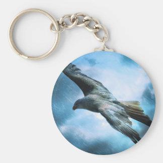 Chaveiro Eagle em vôo