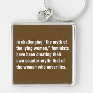 """Chaveiro Em desafiar """"o mito da mulher de encontro""""…"""