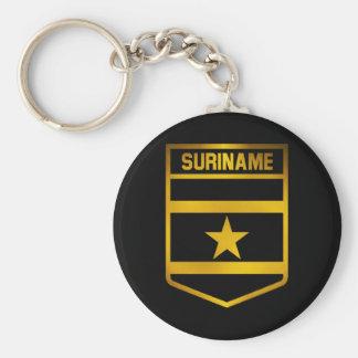 Chaveiro Emblema de Suriname