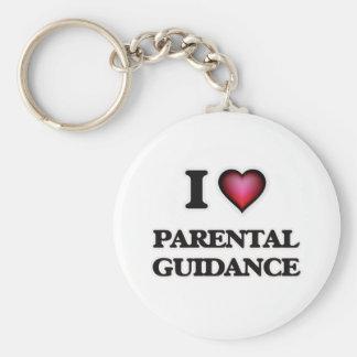 Chaveiro Eu amo a orientação parental