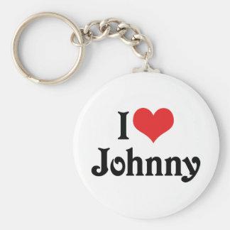 Chaveiro Eu amo Johnny