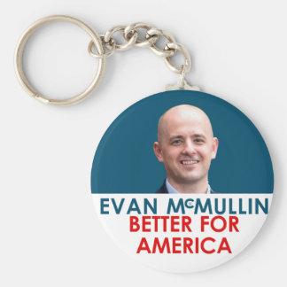 Chaveiro Evan McMullin - melhore para América