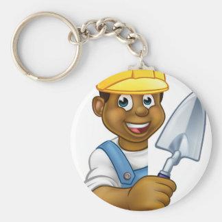 Chaveiro Ferramenta do Trowel do trabalhador da construção