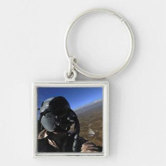 Chaveiro Fotógrafo do combate aéreo de força aérea de E.U.