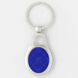 Chaveiro Gancho & laço - azul