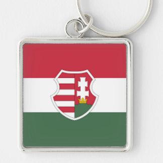 Chaveiro húngaro da bandeira