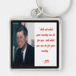 Chaveiro JFK & fazem não citações