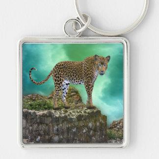 Chaveiro Leopardo