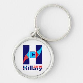 Chaveiro Logotipo 2016 de Hillary C
