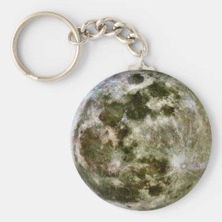 Chaveiro Lua cheia Keychain.