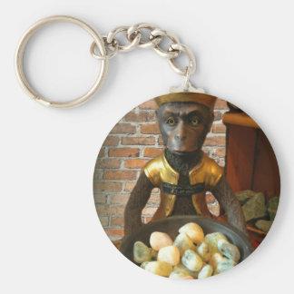 Chaveiro Macaco da loja da rocha