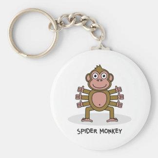 Chaveiro Macaco de aranha