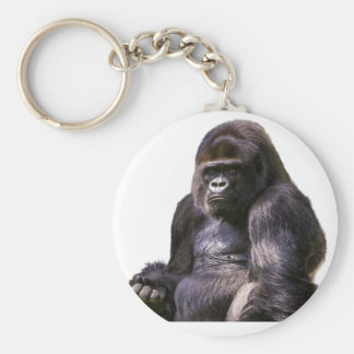 Chaveiro Macaco do macaco do gorila