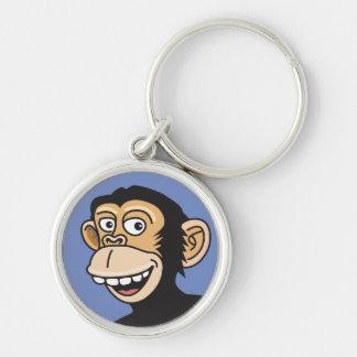 Chaveiro Macaco feliz