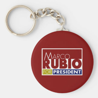 Chaveiro Marco Rubio para o presidente V1