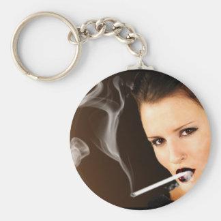 Chaveiro Menina de fumo - 120 ml
