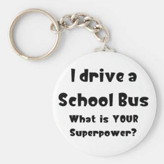Chaveiro Motorista de auto escolar