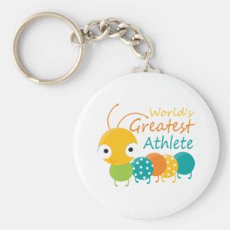 Chaveiro O grande atleta do mundo