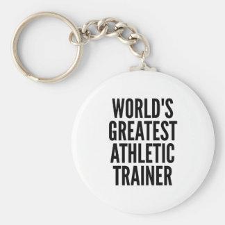 Chaveiro O grande instrutor atlético dos mundos