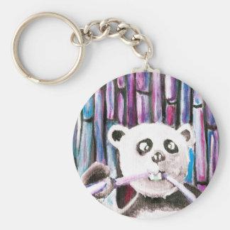 Chaveiro Panda brincalhão