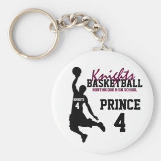 Chaveiro personalizado basquetebol de Northridge