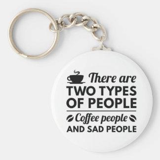Chaveiro Pessoas do café