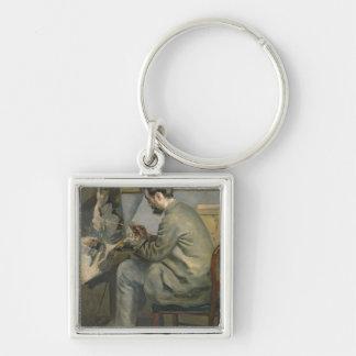 Chaveiro Pierre um Renoir | Frederic Bazille em sua armação