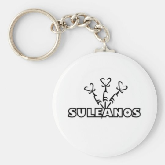 Chaveiro Porta Chaves Suleanos