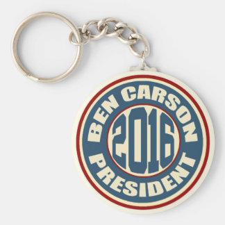 Chaveiro Presidente 2016 de Ben Carson