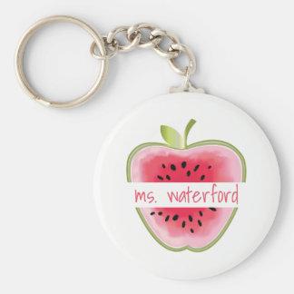 Chaveiro Professor de Apple da melancia