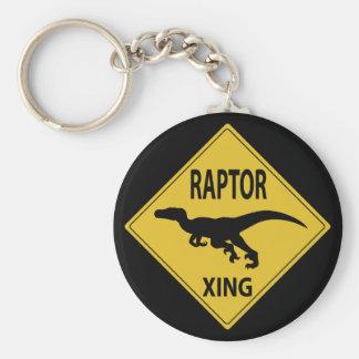 Chaveiro Raptor Xing