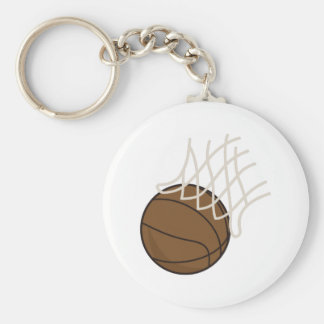 Chaveiro Rede e basquetebol