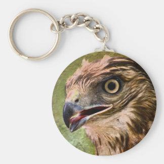 Chaveiro Retrato de um falcão