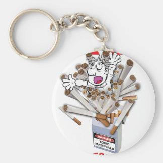 Chaveiro RUPTURA LIVRE - pare de fumar