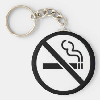 Chaveiro sem fumo