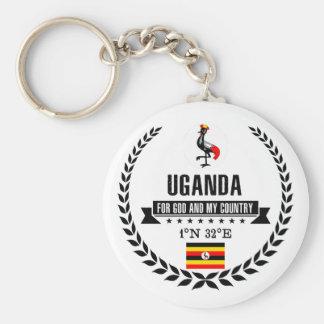 Chaveiro Uganda
