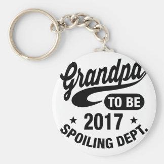 Chaveiro Vovô a ser 2017