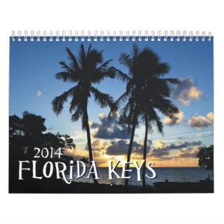 Chaves de Florida Calendário