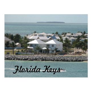 Chaves de Florida Cartao Postal