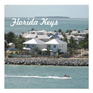 Chaves de Florida Convites