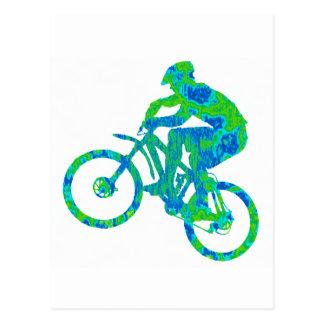Chaves de Florida da bicicleta Cartão Postal